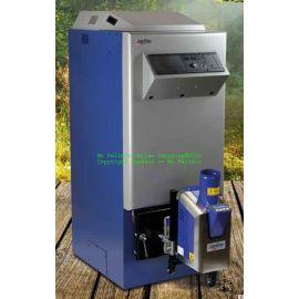 Pellet Boiler Janfire Integral Typ25 m/VV