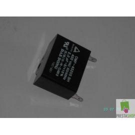 Startkondensator-kondensator 1uF BeQuem 20/12