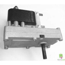 Skruvmotor/ Frammatning 2 rpm-revers pelletskamin