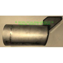 Brännarrör-innerrör PellX-PelleX 20kW