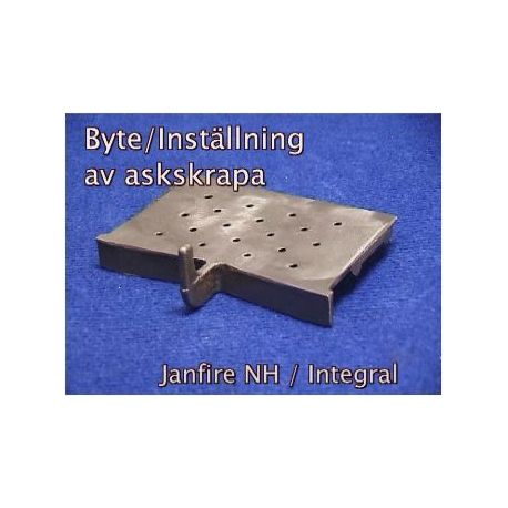 Byte av rosterplatta janfire NH
