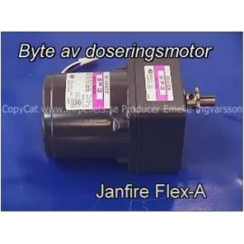 Film: Byte av dosermotor Janfire Flex-a