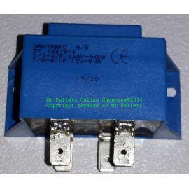 Trafo PX20-PX21-PX22-PellX-Pelletskaminer