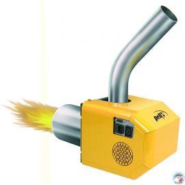 PellX pelletsbrännare 20 kW