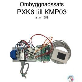 Ombyggnadssats PX-K6 till KMP03
