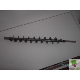 Brännarskruv BeQuem 20 L4