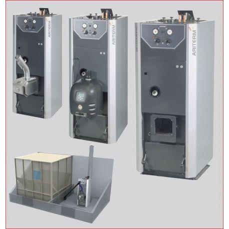 Pelletspanna Ariterm Biomatic Basic 8-20kW